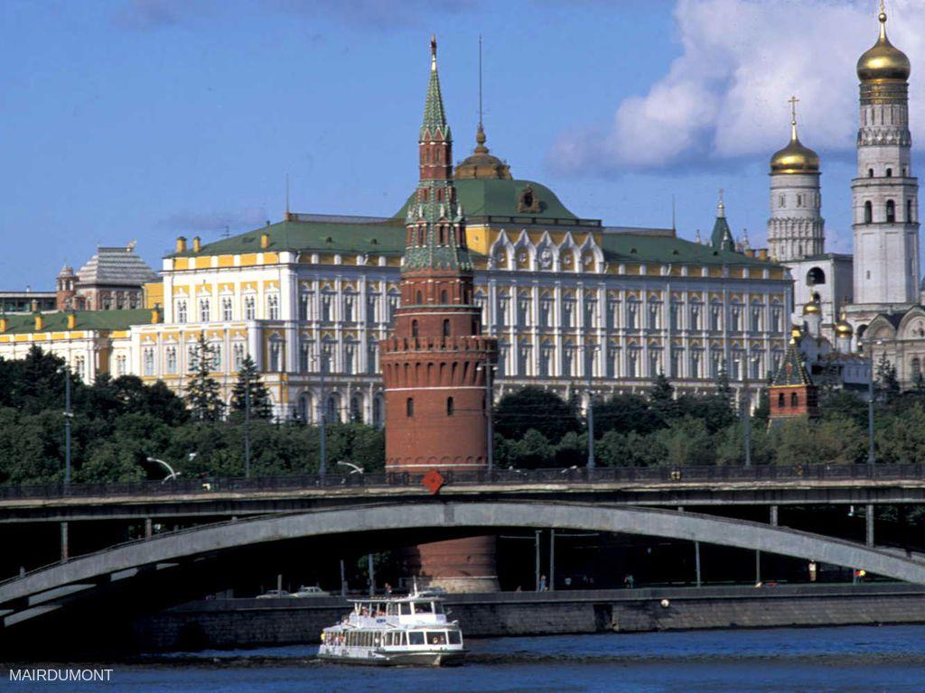 Moskowskij Kreml