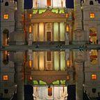 Die Karlskirche von Wien