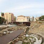 Amphitheater vor der Zitadelle