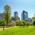 Pavillon im Boston Public Garden