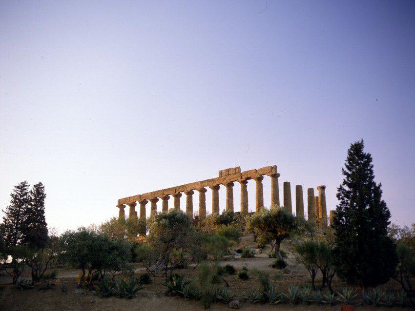 Sizilien Tempel der Juno