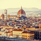 Florenz lädt Paare zum Schlendern in perfekter Renaissancekulisse ein