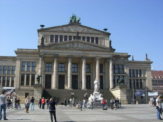 Gendarmienmarkt Berlin