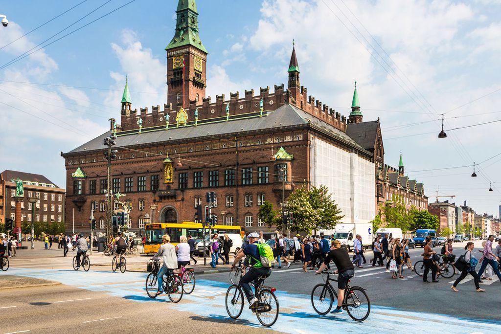 Perfekte Bedingungen in Kopenhagen