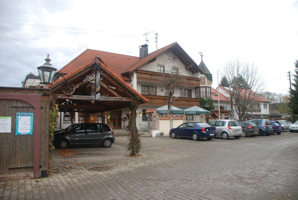 Landgasthof Alt-Kissink,
