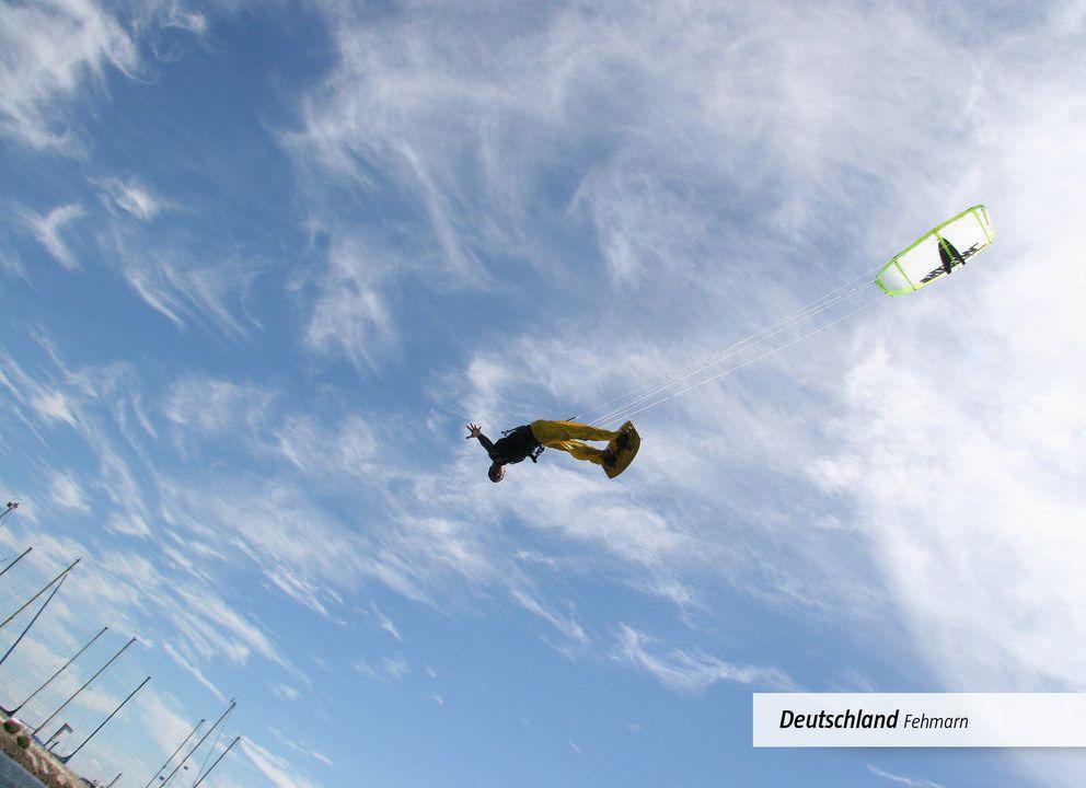 Kitesurfen weltweit