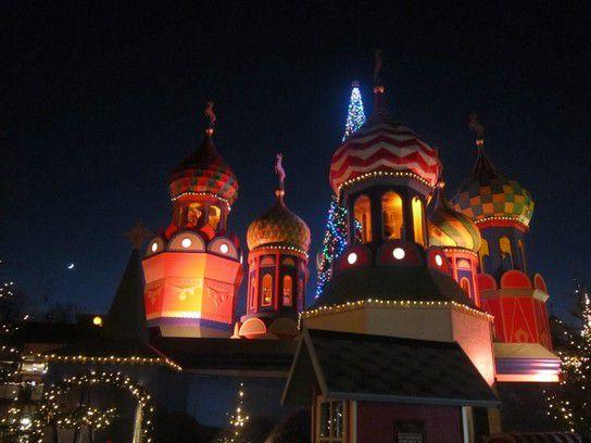 Christmas at Tivoli