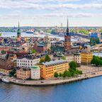 Gamla Stan ist die auf der Insel Stadsholmen gelegene Altstadt Stockholms im Stadtbezirk Södermalm.