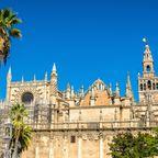 Kathedrale von Sevilla und Giralda