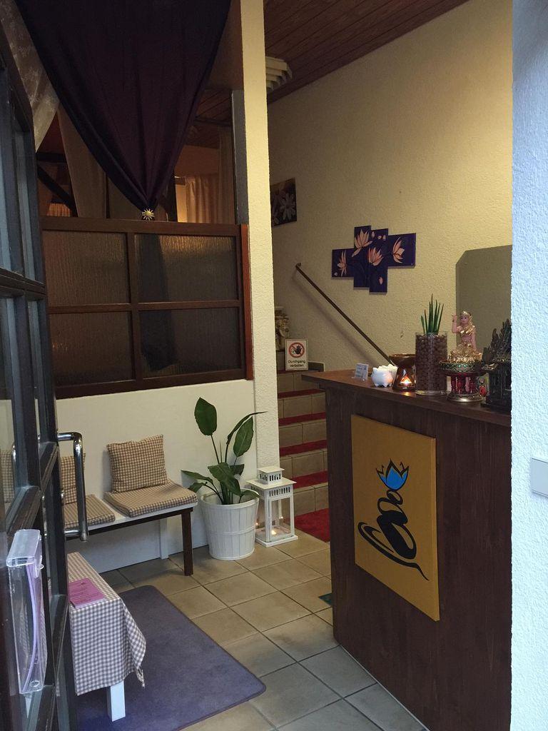 Die Rezeption der Freiburger Thaimassage Herdern, Hauptstrasse 76
