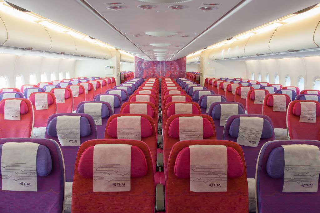 Die 10 besten Airlines 2018, 10. Platz: Thai Airways