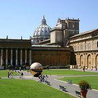 World, Vatikanische Gärten