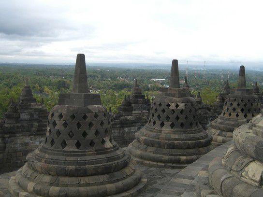 Borobudur Yogjakarta