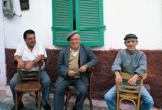 Die Seele Griechenlands