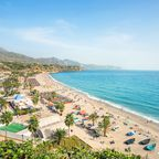 Nerja an der Costa del Sol