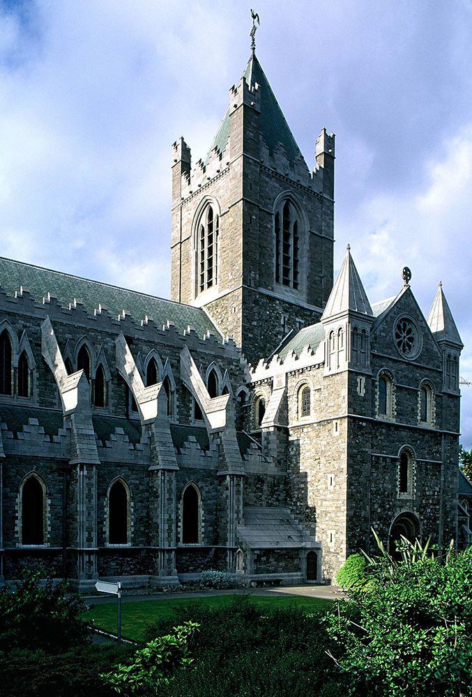 Dublin: Christ Church Cathedral<br/>