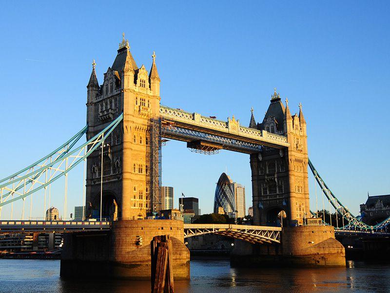 Britische Lebensart in London wollten 2013 fast 16 Millionen Touristen erleben.