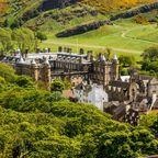 Die Schlösser der Royals: Holyrood Palace