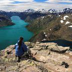 In Ostnorwegen liegen einige der schönsten Bergwanderwege.