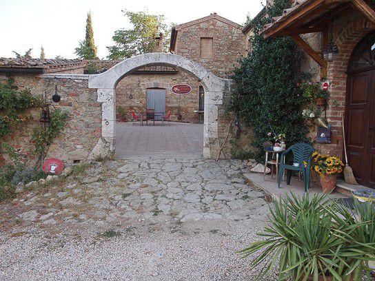 Podere il Casale in der Nähe von Pienza