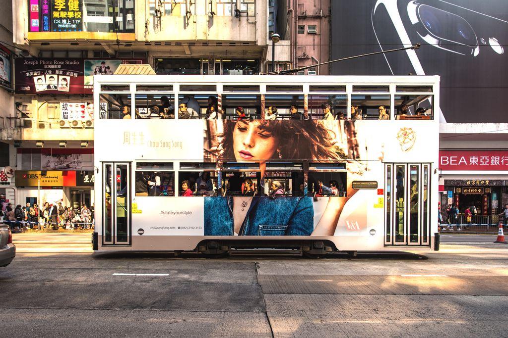Straßenbahn-Metropolen der Welt: Hongkong