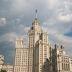 Stalin-Hochhäuser in Moskau