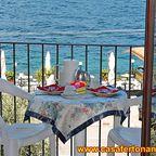 Ferienwohnung mit Balkon zum See