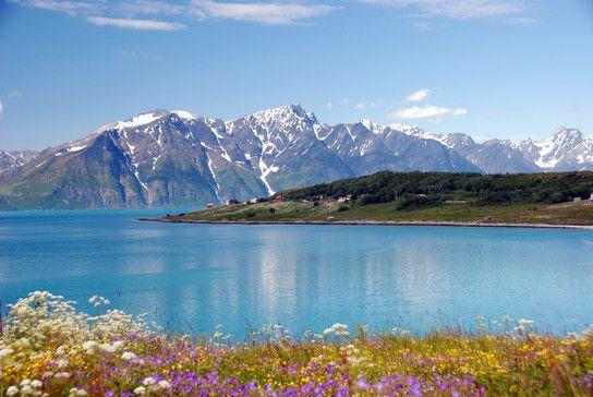 Die Weite Norwegens