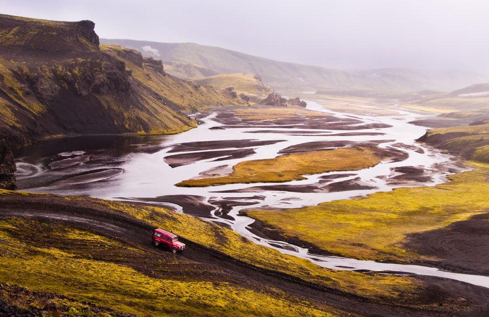 Auto in Island