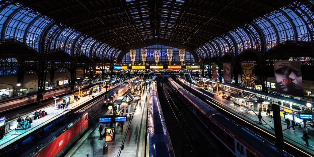 Der Hamburger Bahnhof