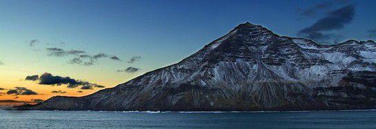 Morgen in Island