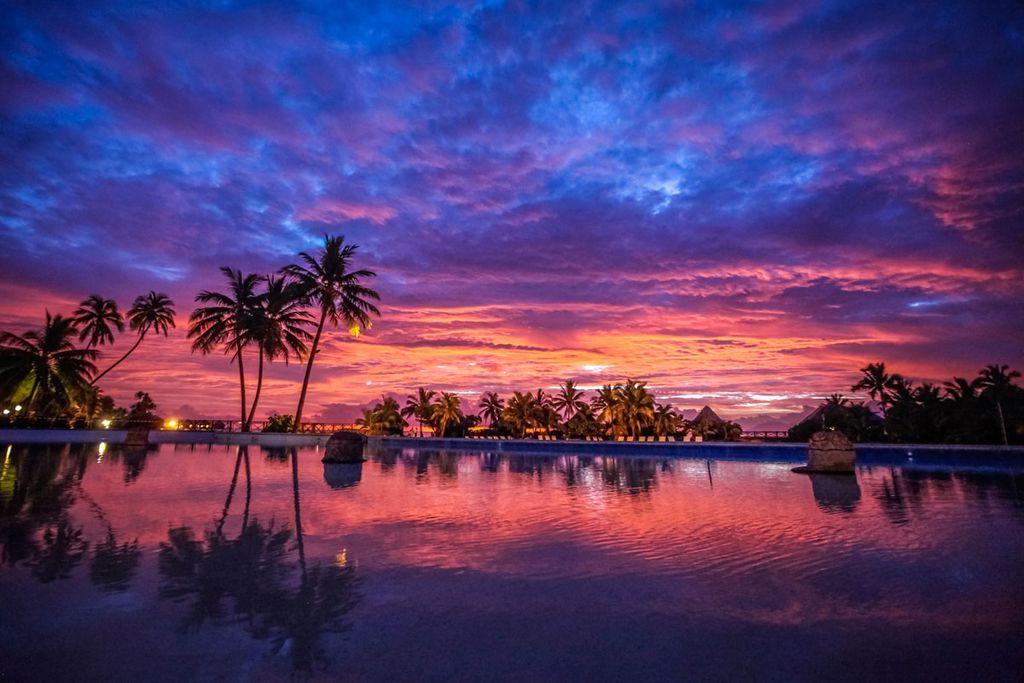 Bora Bora gilt als echte Romantikinsel