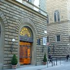 Luxusladen in der Via Strozzi