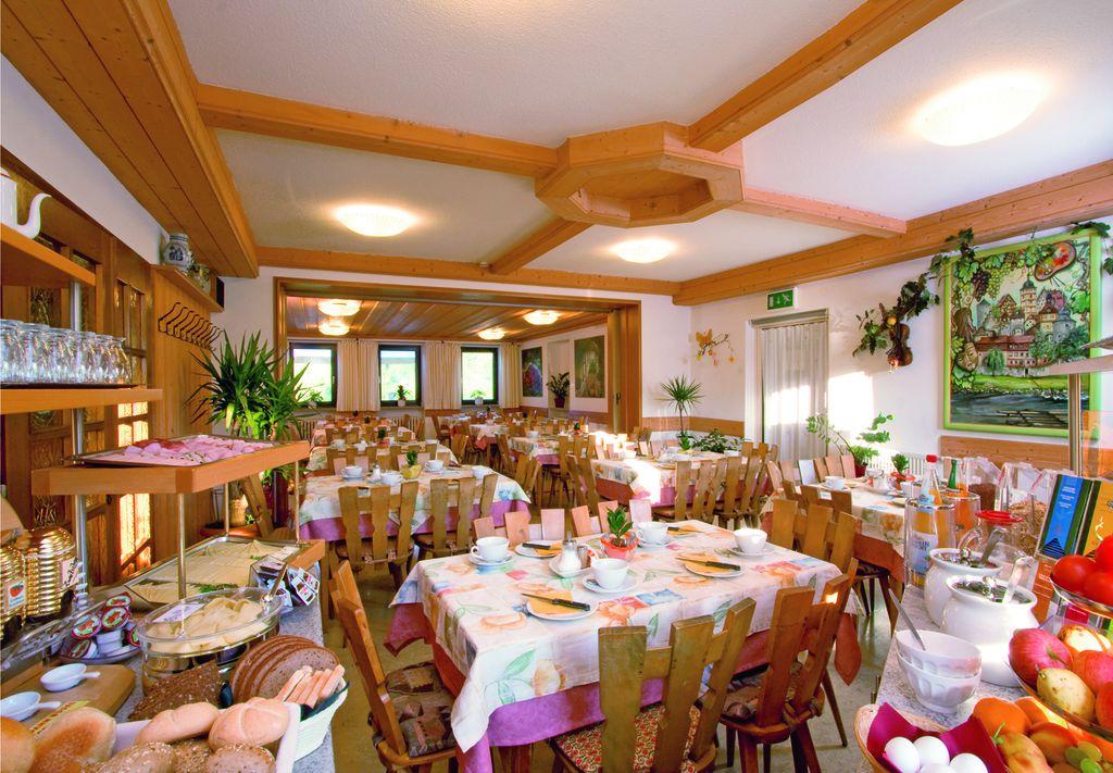 Gasthof Hotel Anker/Frühstücksraum
