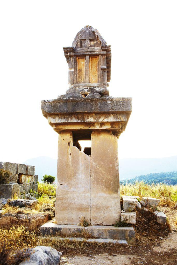 Ruinen von Xanthos