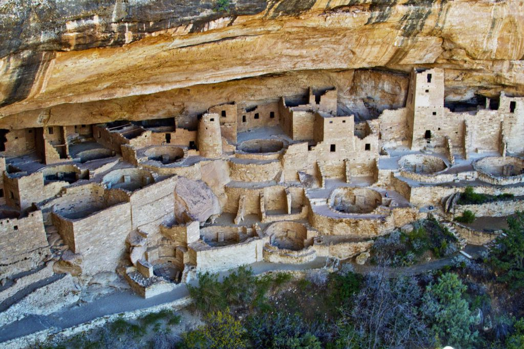 Erste Welterbestätten: Mesa-Verde-Nationalpark