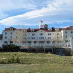 """Gruselfans können sich im """"The Stanley Hotel"""" in Colorado einbuchen, welches Inspiration für den  Horrorfilm """"The Shining"""" (1997) war"""