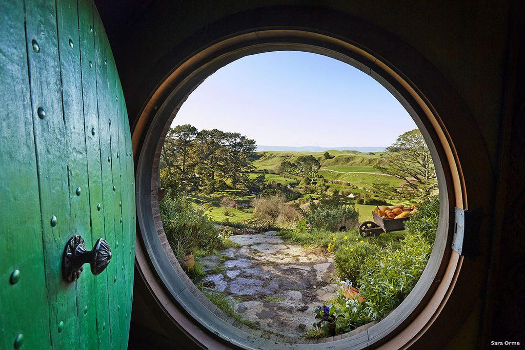 Hobbiton - die Heimat von Bilbo Beutlin