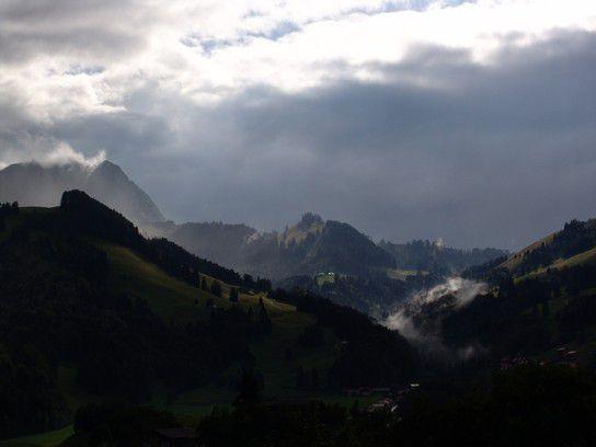 Gruyère, Kanton Fribourg, Schweiz