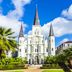 Saint Louis-Kathedrale im French Quarter