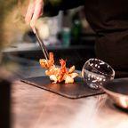 Exquisite kulinarische Köstlichkeiten im Mercure Hotel