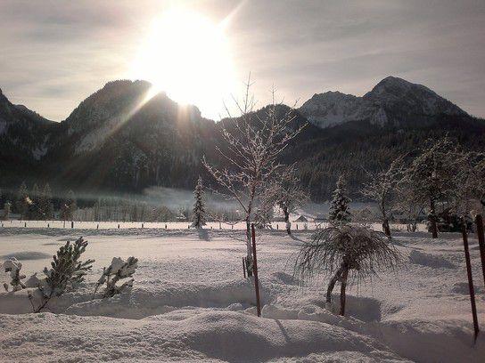 Winter in der Obersteiermark