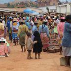 Markttag auf Madagaskar