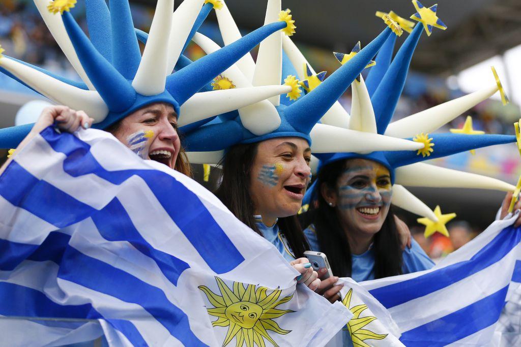 Häufigste Fußball-Weltmeister: Uruguay