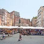 Markt auf dem Campo de