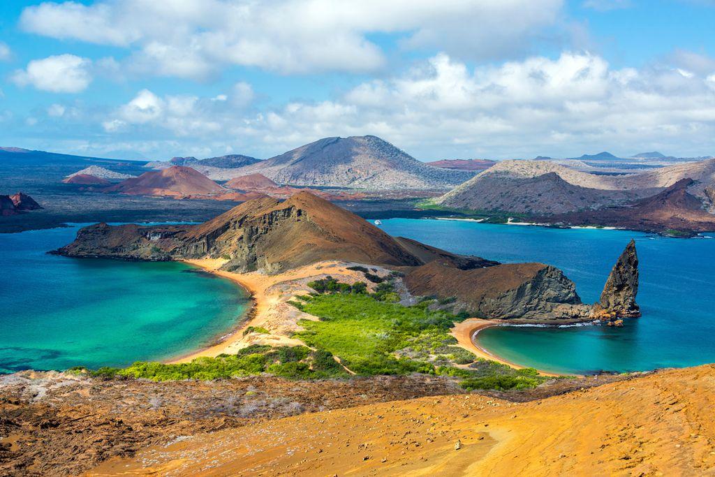 Platz 1: Galapagosinseln