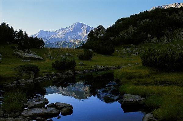 Bansko - Pirin-Gebirge