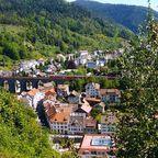 Hornberg an der Schwarzwaldbahn