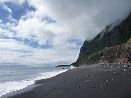 Lavastrand, Azoren