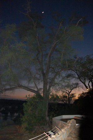 Kenianischer Sonnenaufgang